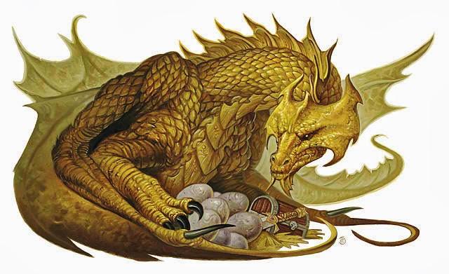 d&d 4e draconomicon 2 metallic dragons pdf